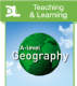 A-level Geography Teaching & Learning Resources [L]..[1 year subscription]